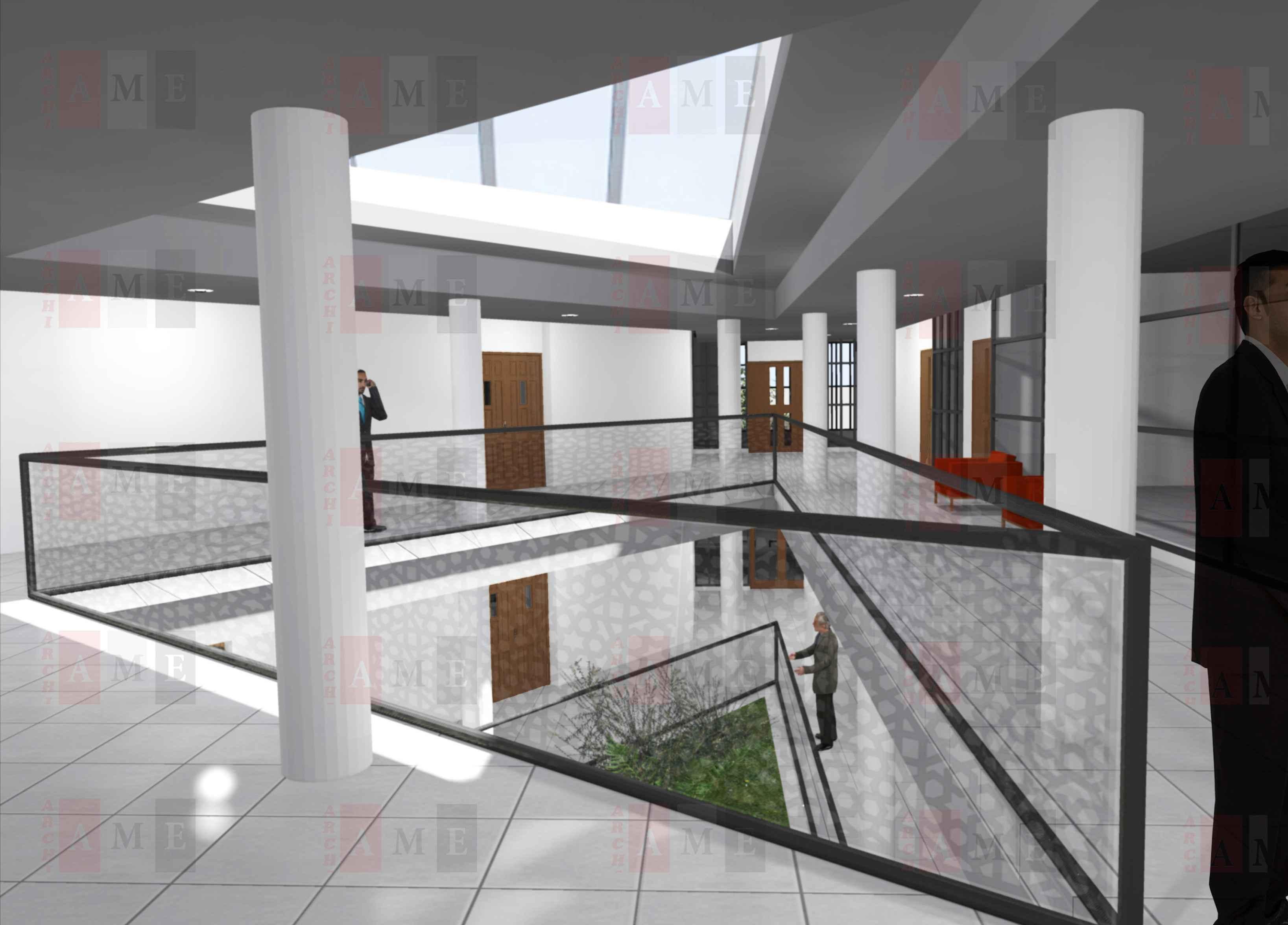 Amearchi mourad el kohen architecte d corateur et for Architecture traditionnelle
